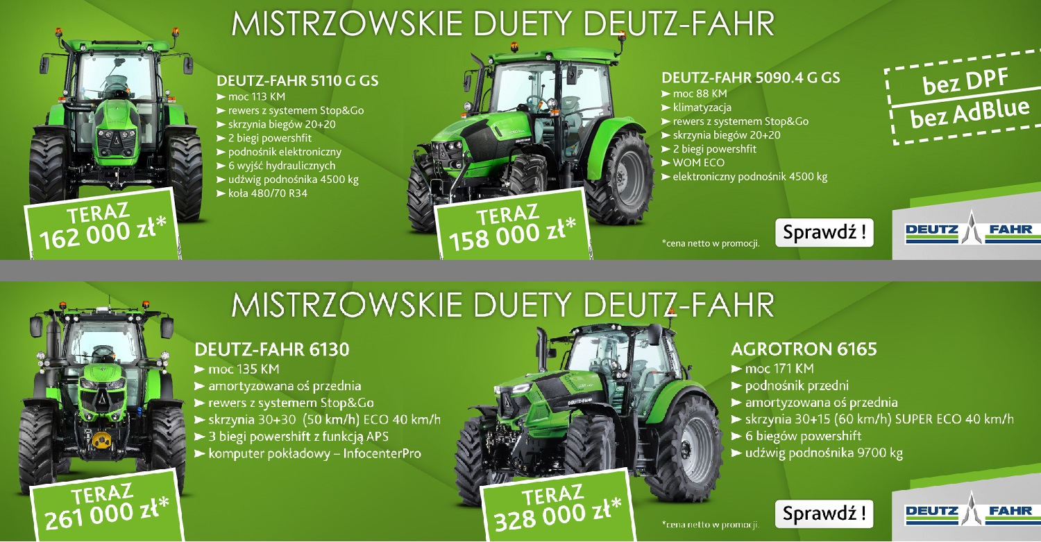 DEUTZ FAHR POWER 2019